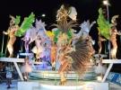 El carnaval de Concordia arrancó con un extraordinario marco de público